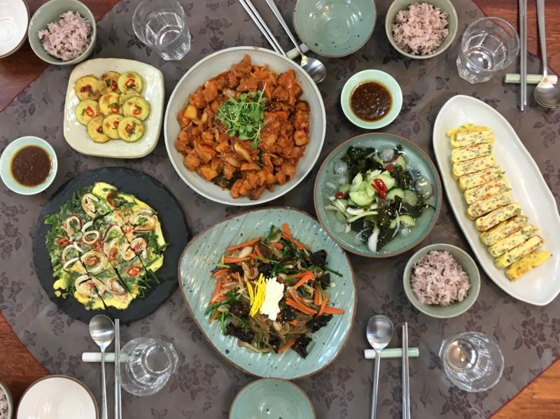 Halal Korean Restaurants To Try In Seoul And Jeju Halal Recipes Halal Foodie Travel