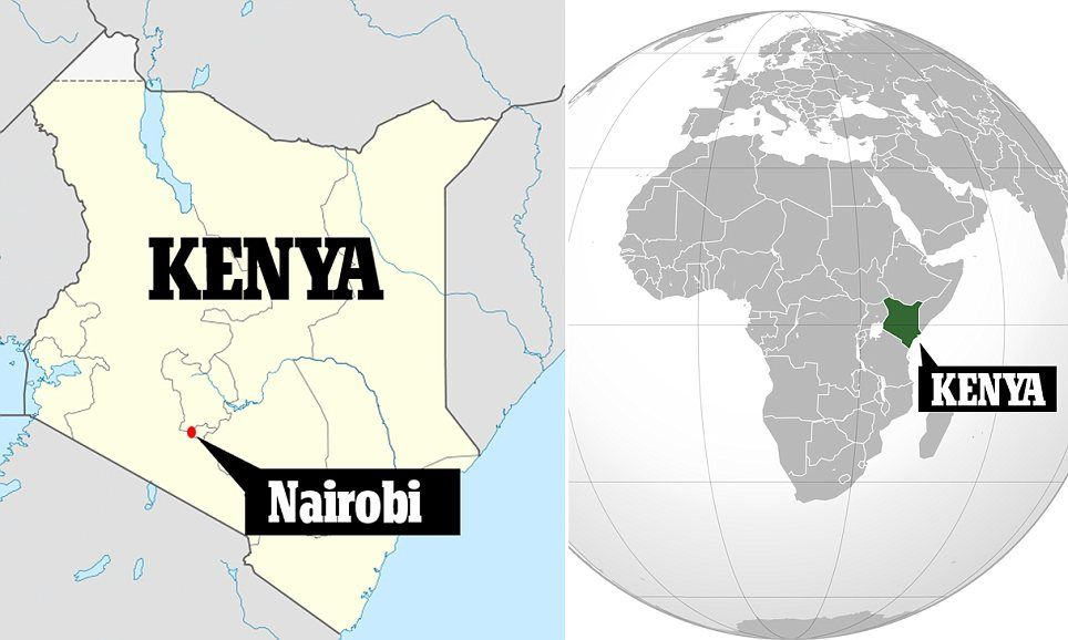 Terror In Kenya Unknown Number Of Hostages Still Trapped In - Where is nairobi