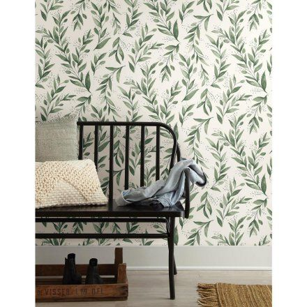 Magnolia Home By Joanna Gaines Olive Branch Peel And Stick Wallpaper In 2020 Magnolia Homes Home Wallpaper Joanna Gaines Wallpaper