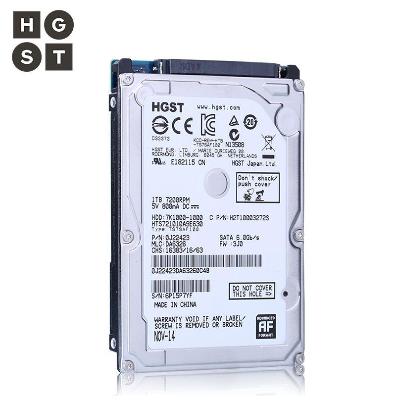 Hgst 2 5 Internal Laptop Hard Drives Disk 1tb Sataiii Hdd 1tb 7200rpm 32m 1000gb For Notebook Hts721010a9e630 Laptop Hard Drive Hard Disk Drive Hard Drives