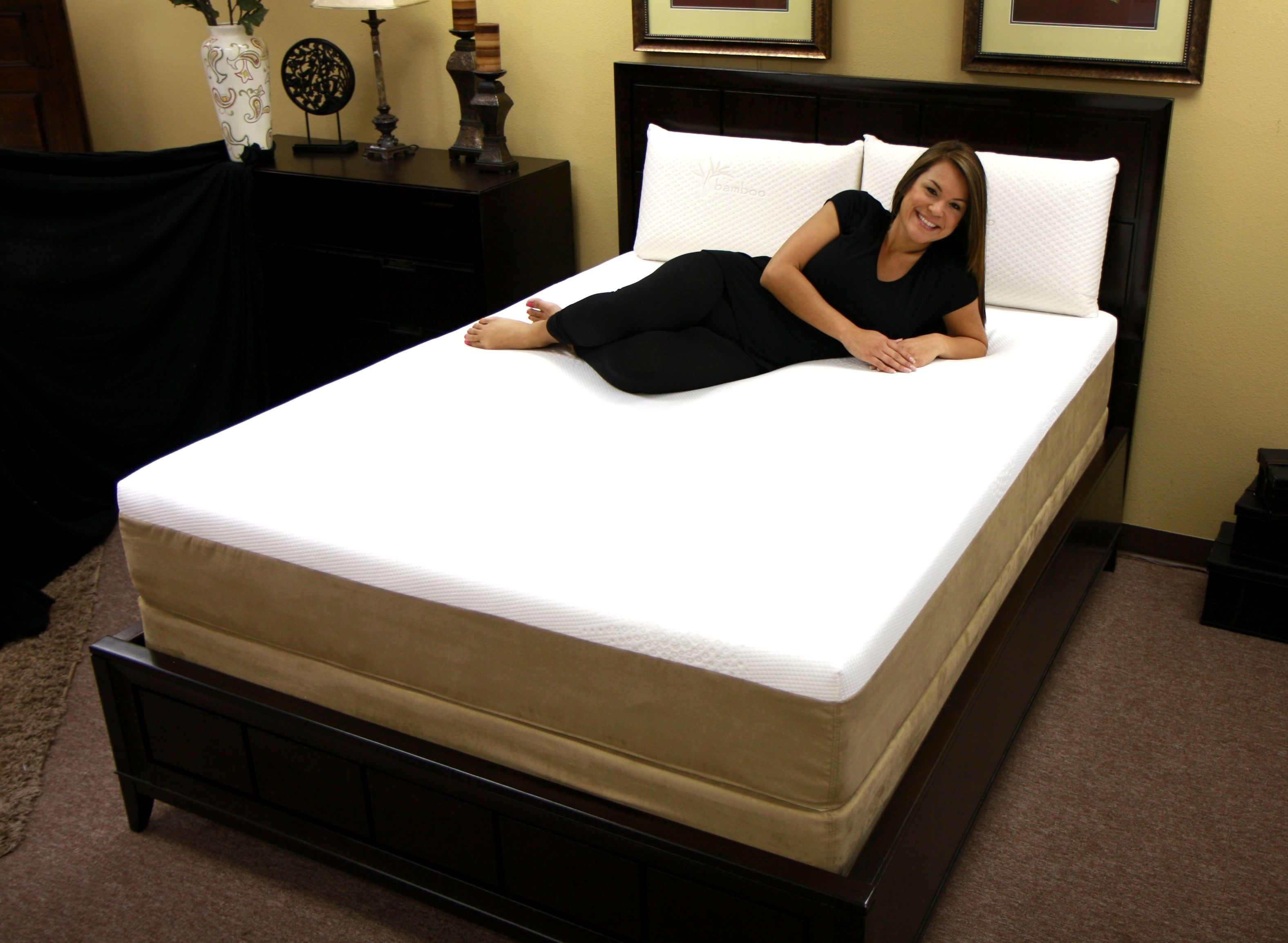 10 inch memory foam mattress memory foam mattresses pinterest