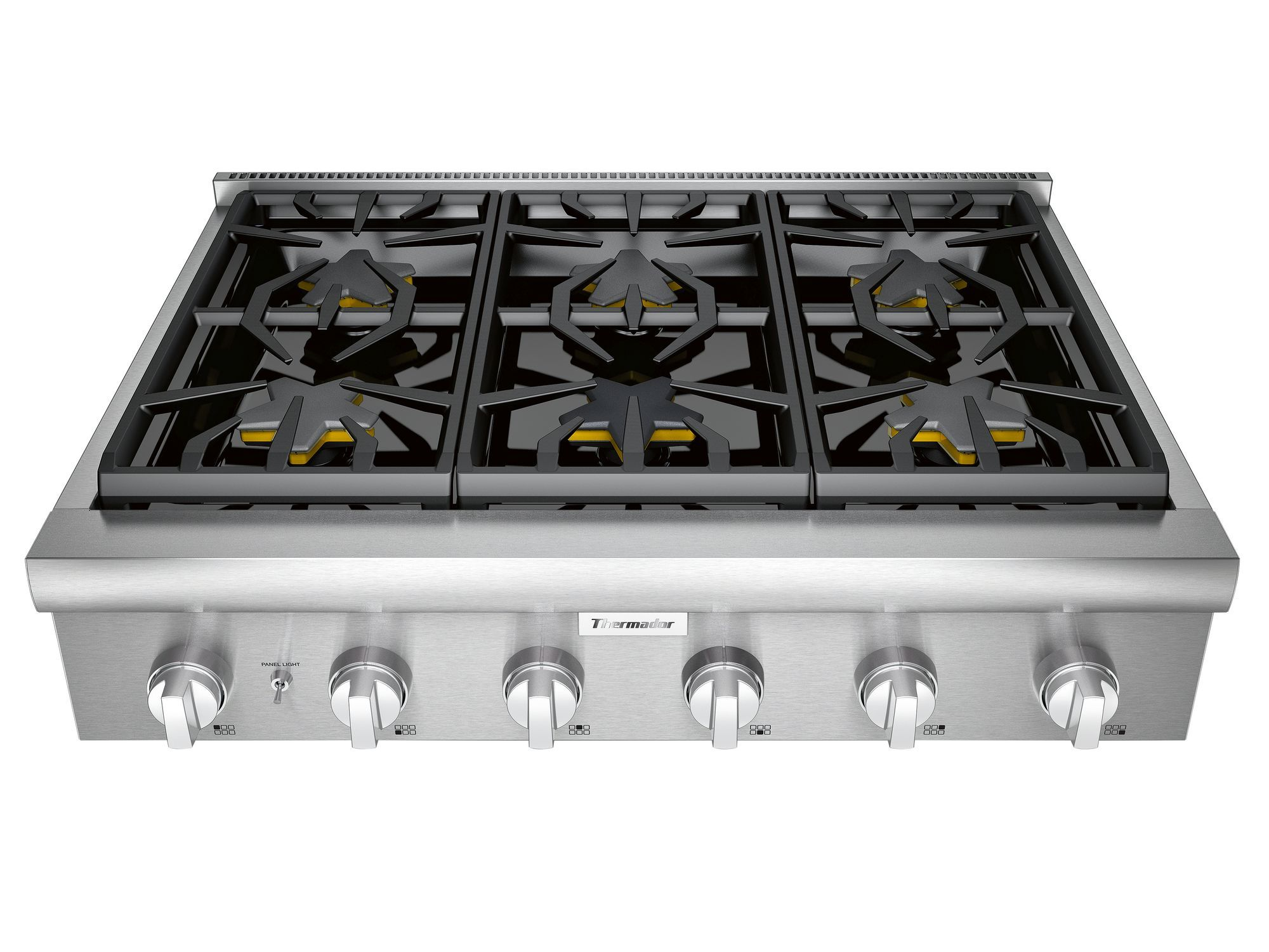 36 Professional Series Rangetop Pcg366w Pcg366w Thermador Thermador Range Top Kitchen Remodel Small