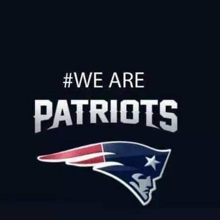 We Are Patriots Pats New England Patriots Patriots Nfl New England Patriots New England Football