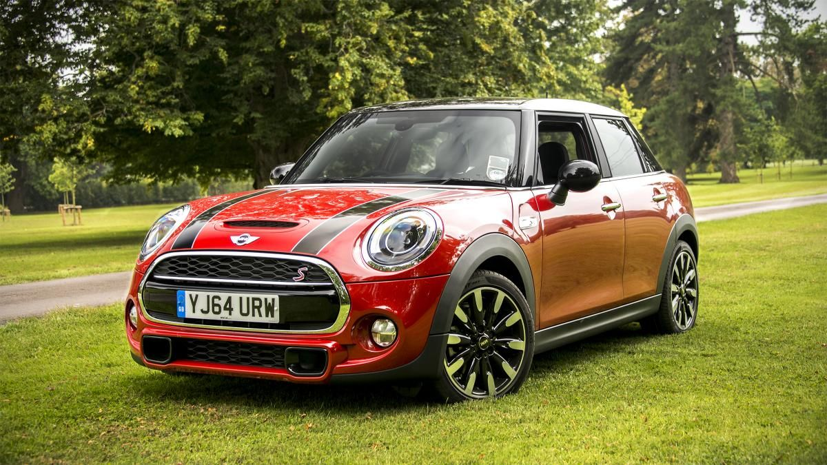 2015 Mini Cooper S Hardtop 4 Door Tempted. Too Tempted. I