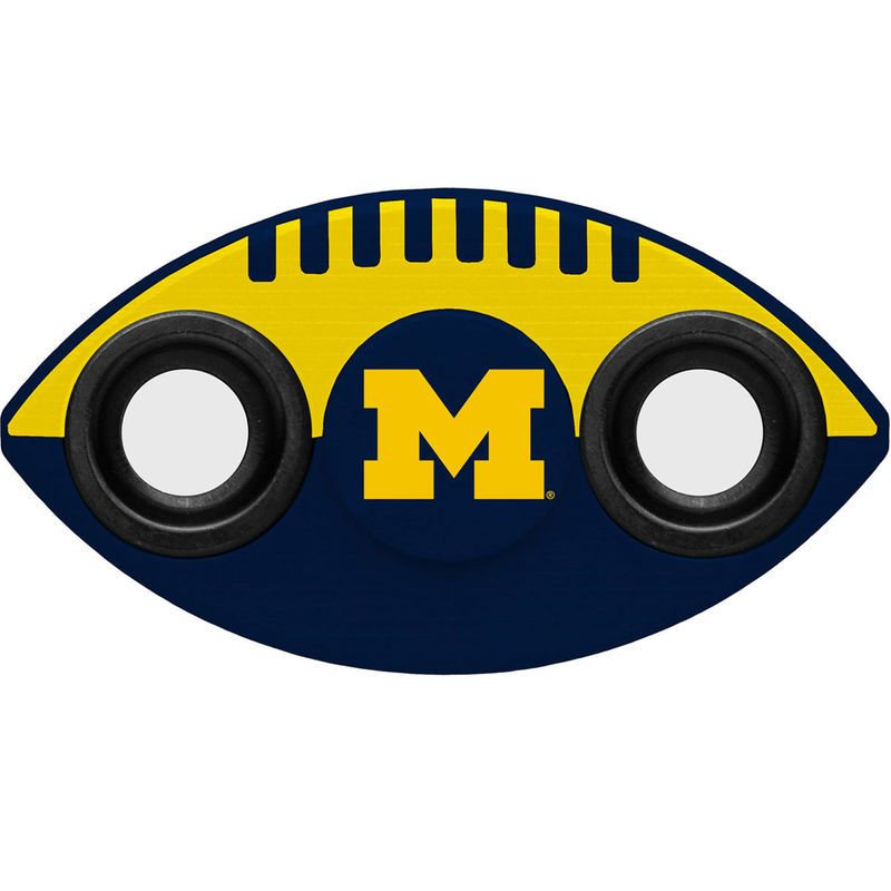 Michigan Wolverines Two Way Fidget Spinner Dallas Cowboys Nfl Spinners