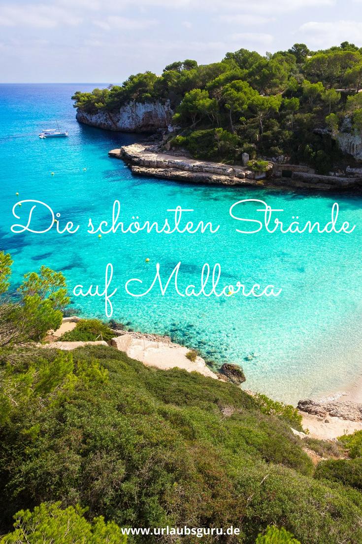 Entdeckt Die Schonsten Strande Auf Mallorca In 2019 Spanien Urlaub