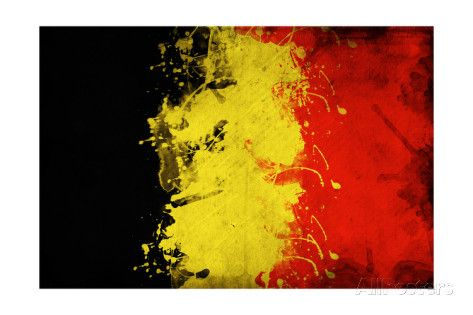 Cool belgium flag picture colouring pages pinterest for Belgium flag coloring page