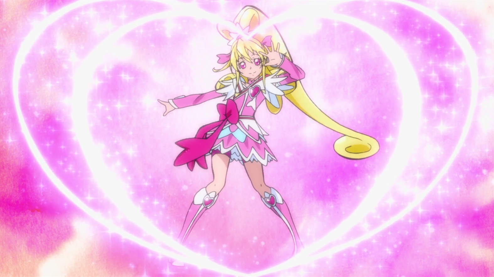 Glitter Force Doki Doki Glitter Heart Glitter Force Pretty Cure Glitter Hearts
