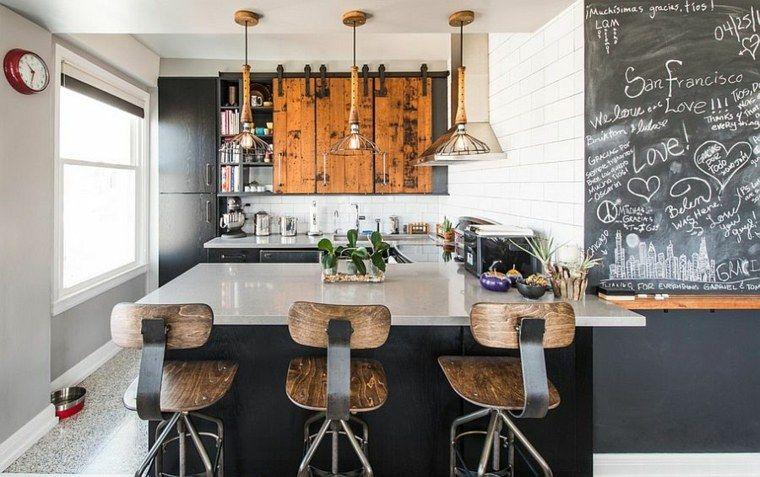 Cuisine cuisine style industriel loft : 17 Best images about Intérieurs industriels on Pinterest | Deco ...