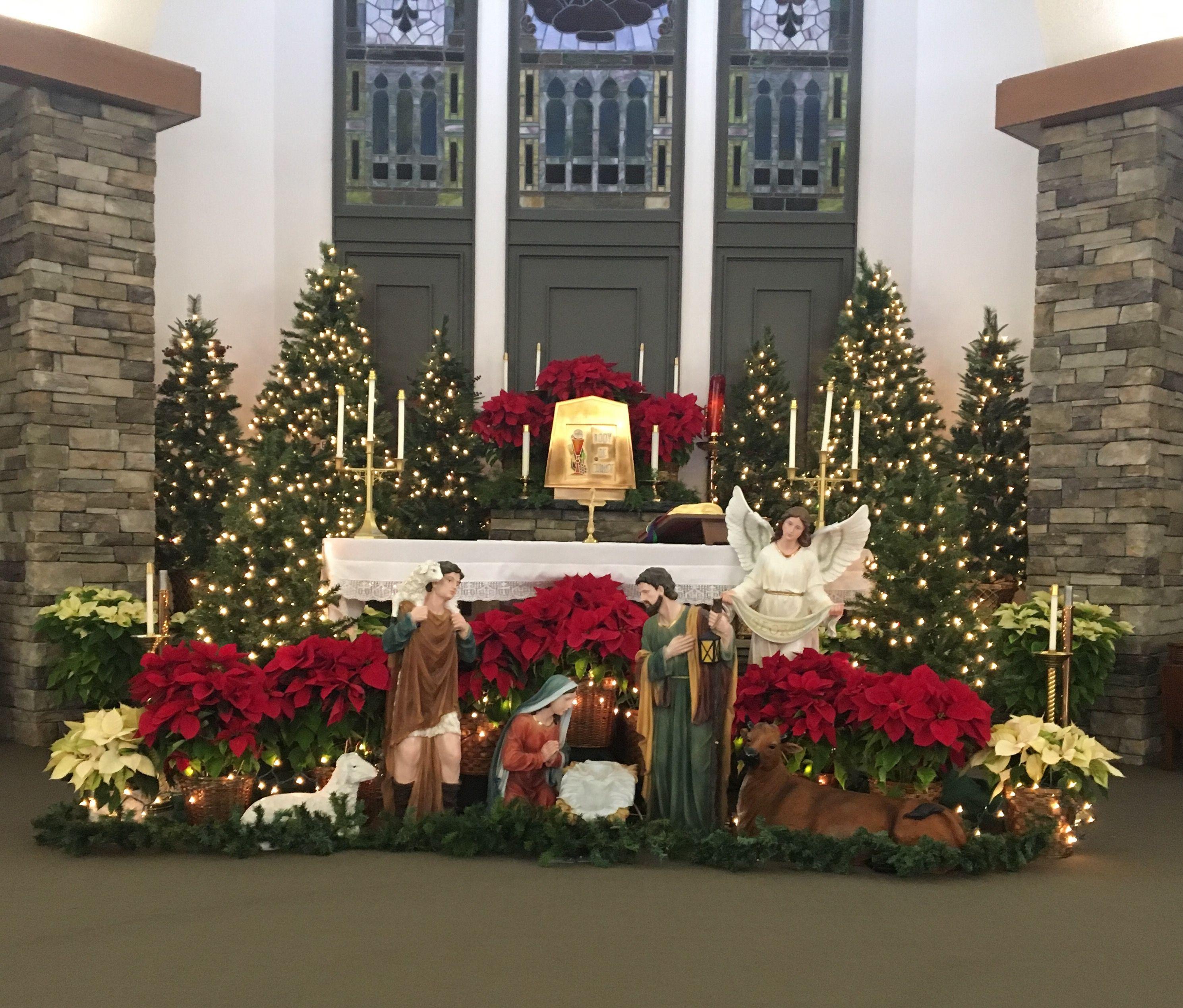 St Joseph Catholic Church Christmas 2016