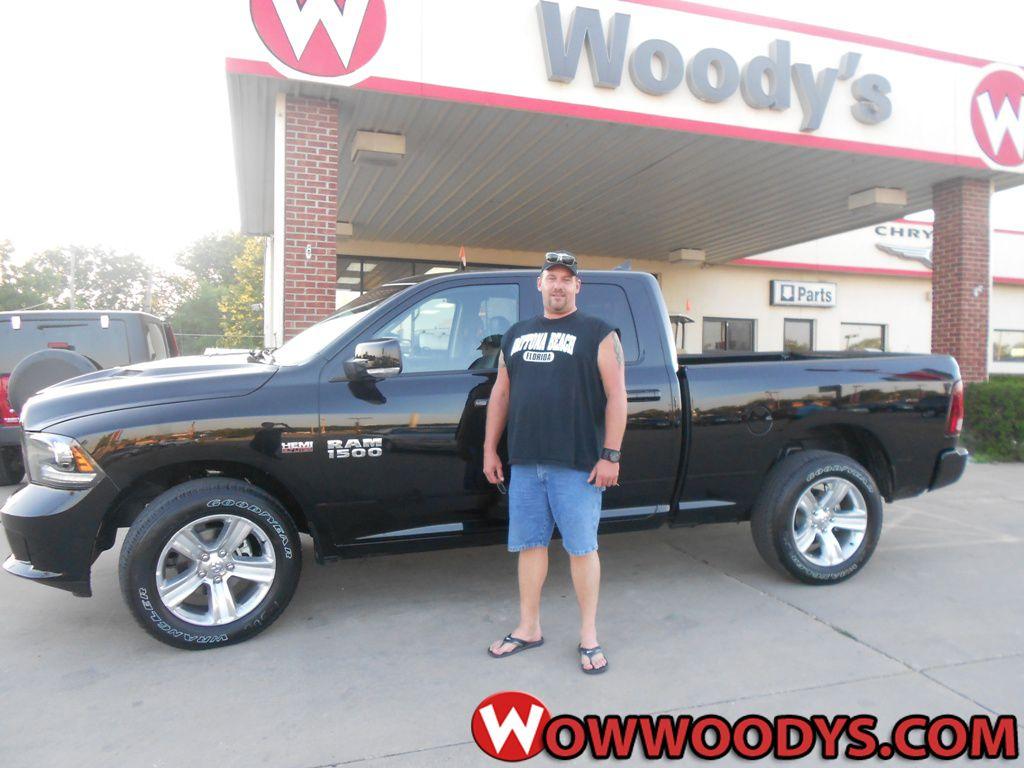 Scott and Paula Wyant from Linneus, Missouri purchased