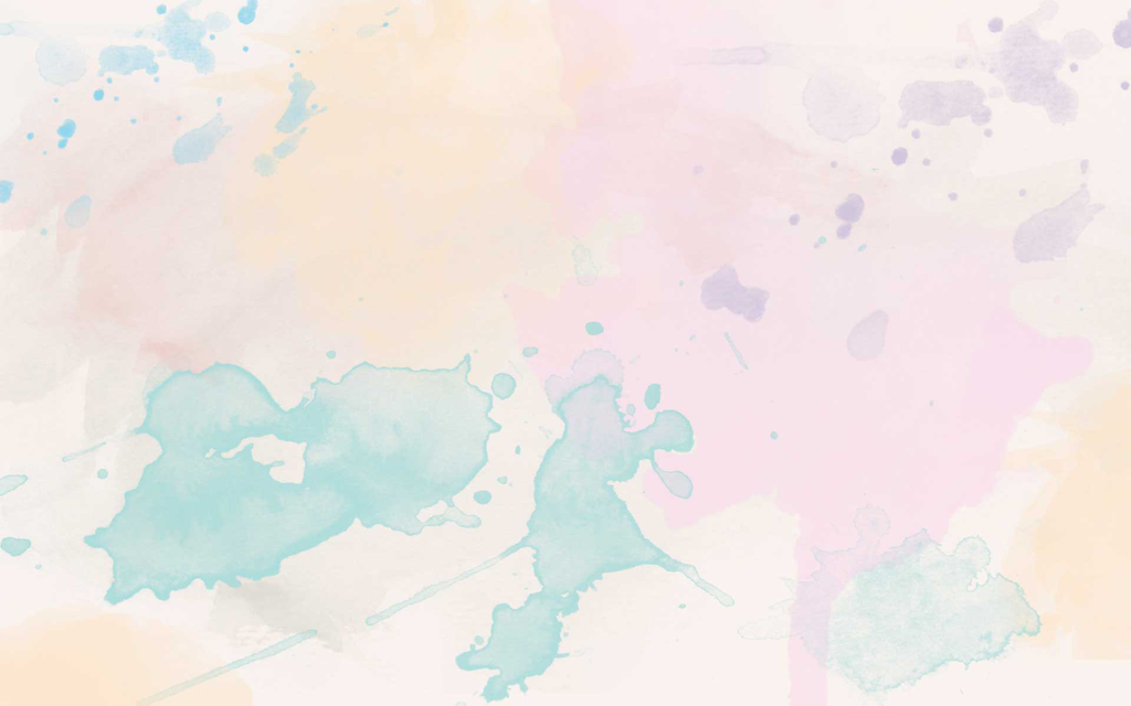 Pastel Pink Mint Peach Lilac Watercolour Splash Desktop Wallpaper Background Watercolor Desktop Wallpaper Watercolor Wallpaper Watercolor Splash
