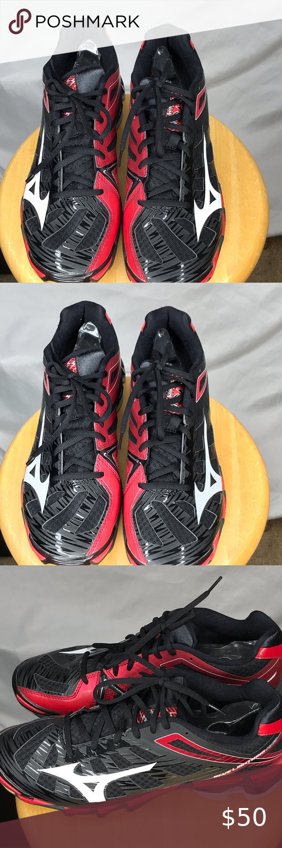 Mizuno Mens Wave Lightning Rx3 Volleyball Shoe 12w In 2020 Volleyball Shoes Mizuno Shoes Shoes