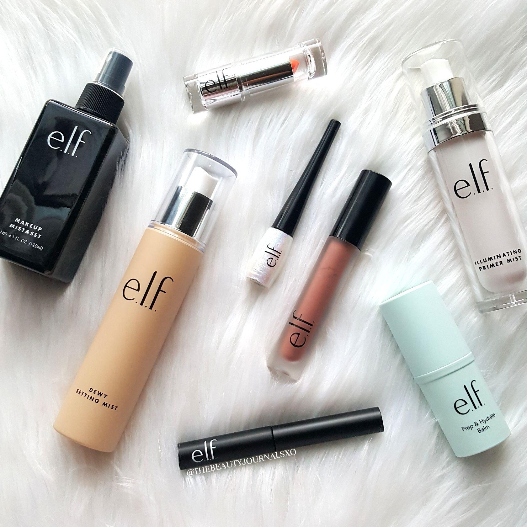 ELF Makeup Haul and Reviews The Beauty Journals in 2020