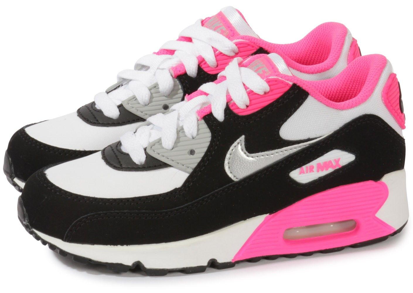 air max 90 enfant rose