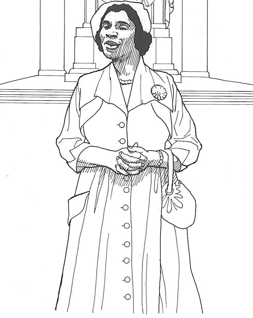 Black History Month Coloring Pages Best Coloring Pages For Kids In 2021 Black History Month Crafts Women Black History Month Black History