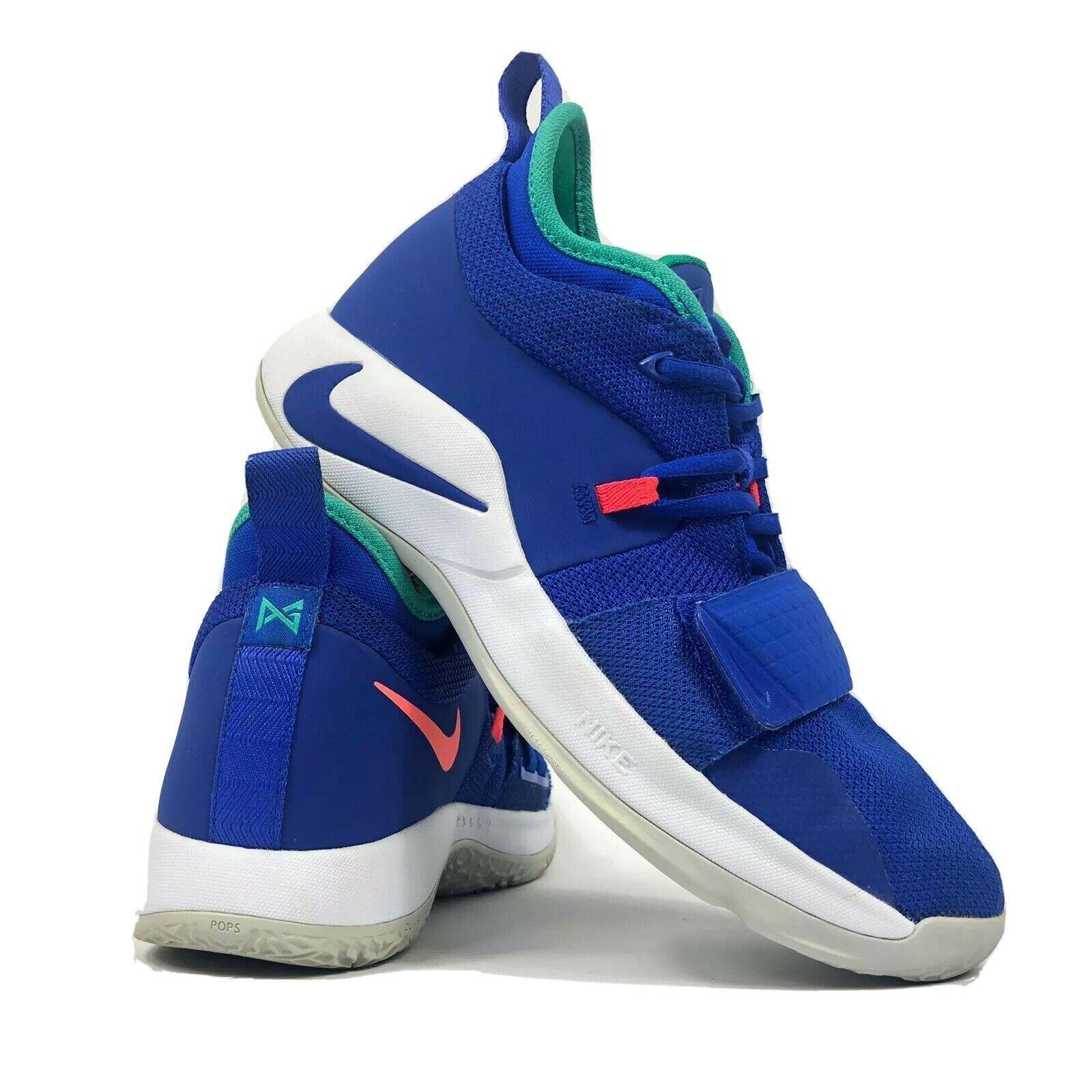 Nike PG 2.5 Gs Racer Bright Blue