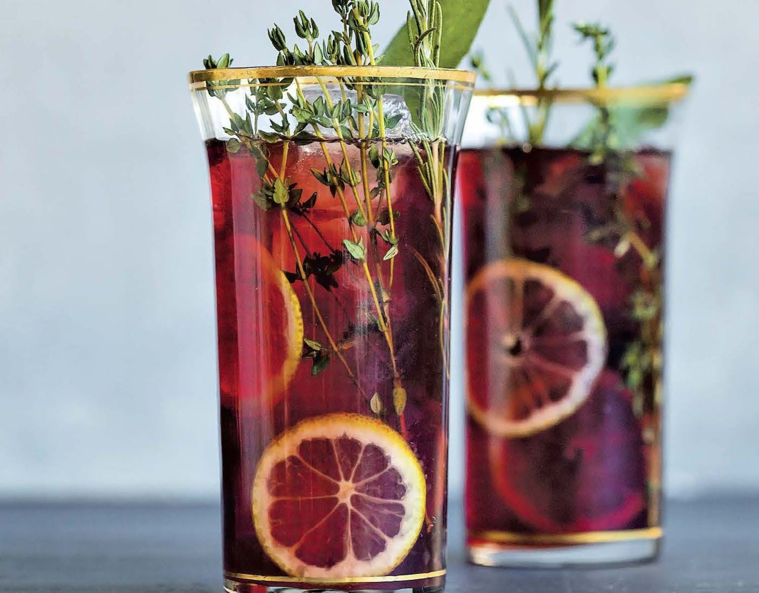 This Is What Happens When Red Wine Bourbon Join Forces Recipe Red Wine Cocktails Amaro Cocktails Wine Recipes