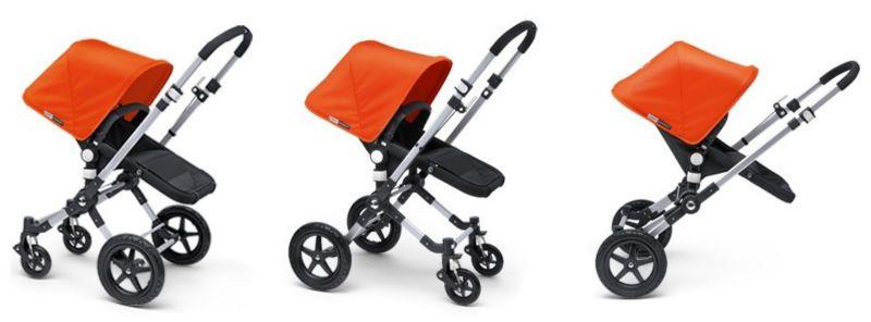 Bugaboo:3 en 1.Una de las sillas mas versátil,funcional y elegantes del mergado