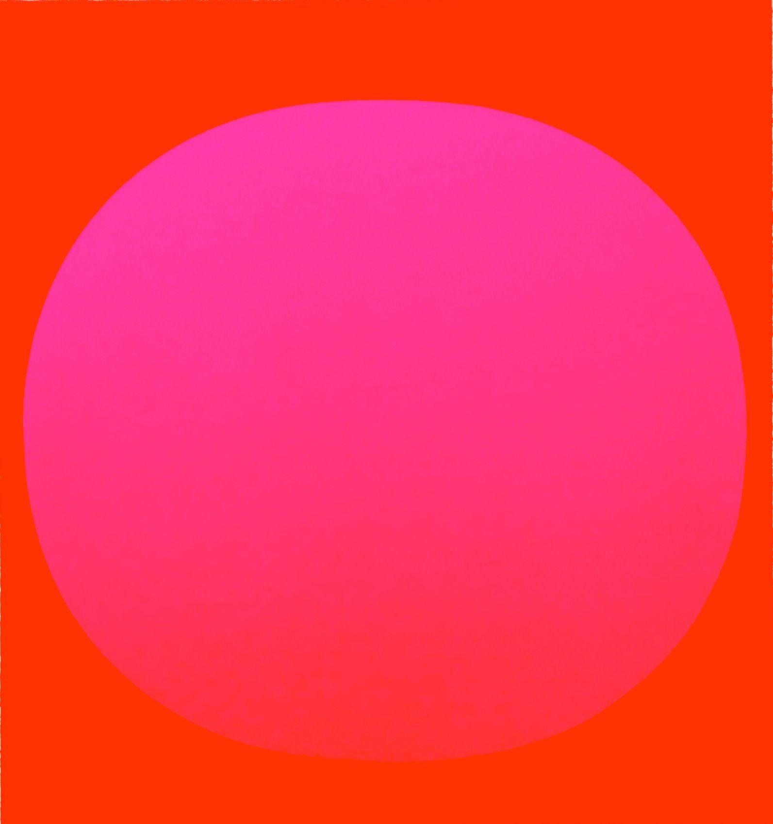 Konstanzer Galerie Geiger Zeigt Werke Von Rupprecht Geiger Post Painterly Abstraction Appropriation Art Art Design