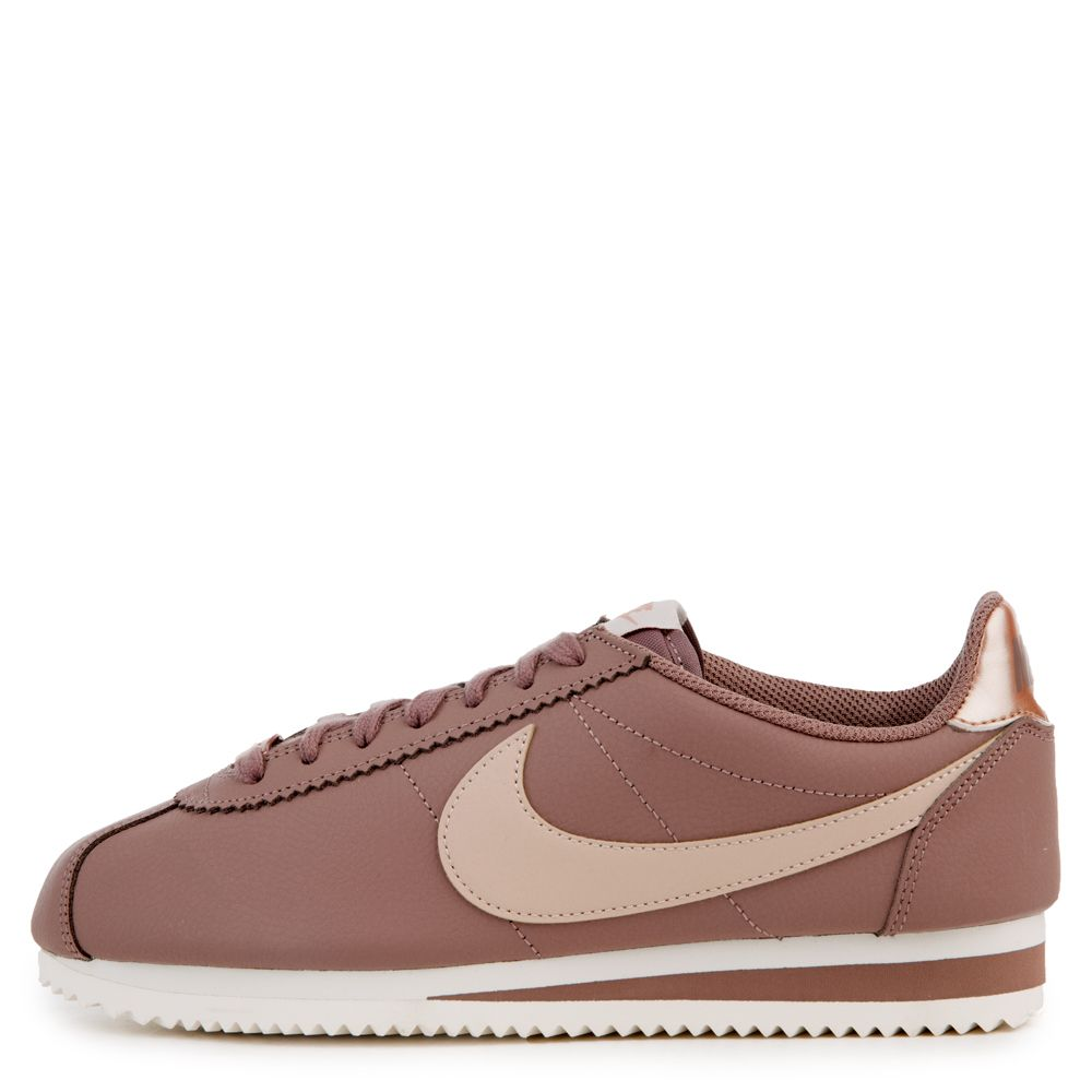 biggest discount save off outlet online beige nike cortez