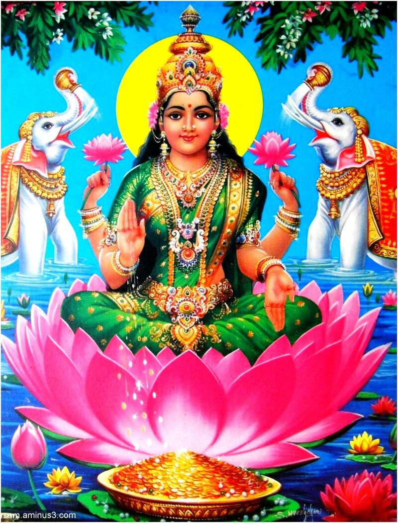 Goddess lakshmi is a beautiful benevolent hindu goddess who brings goddess lakshmi is a beautiful benevolent hindu goddess who brings abundance to those who call upon lotus flowerto dhlflorist Choice Image