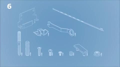 MALM Bed Frame Assembly Instructions Video - IKEA | Κρεβατι ...