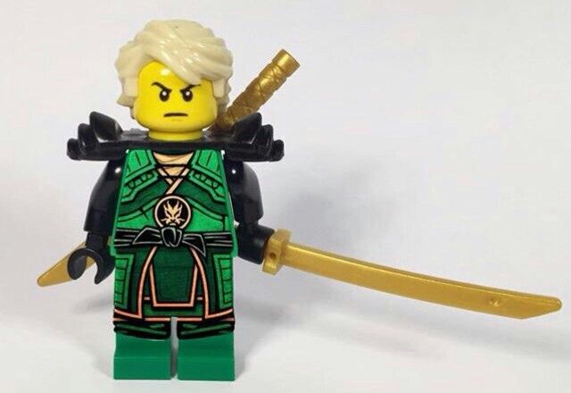 Lego Minifigure The Ninjago Movie Series Lloyd