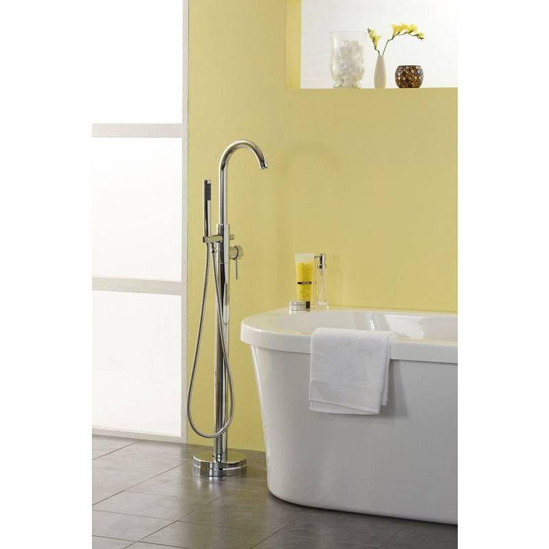 phaze bath shower mixer standpipe victoria plumb - Bathroom Accessories Victoria Plumb