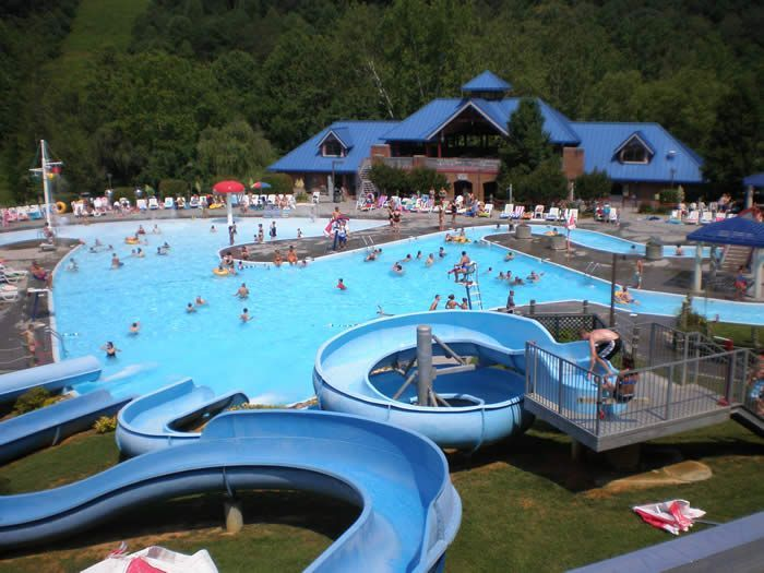 Wetlands Waterpark in Jonesborough, TN