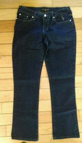 BABY PHAT Jeans BOOT CUT? Slim? Size 5 JUNIORS LADIES WOMEN'S