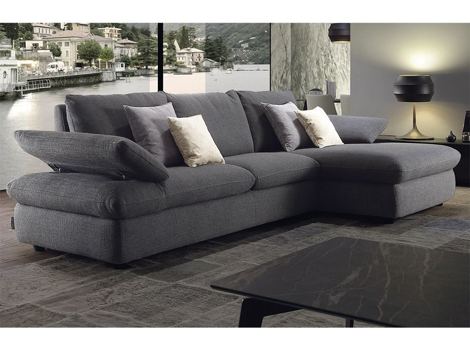 Copridivani Angolari Chateau D Ax.America 1870 Modern Sectional Sofa By Chateau D Ax Made In