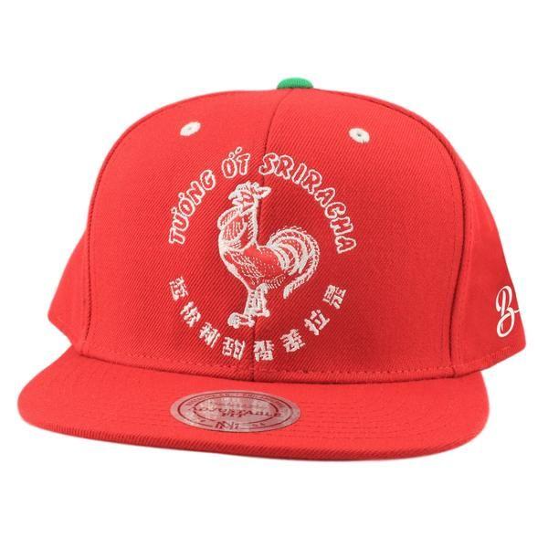 Sriracha Hat  05eae407157