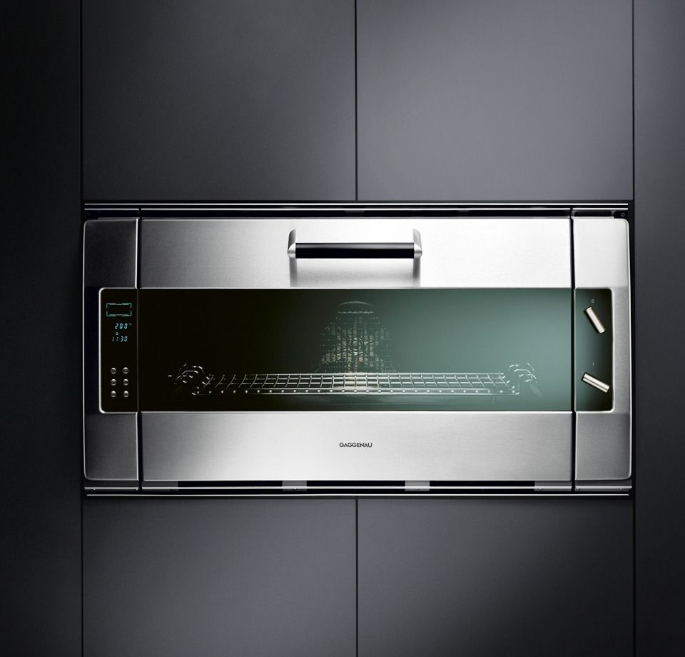 Domestic Kitchen Appliances Oven Eb 385 With A 78 Litre Net Volume Electronic Temperature