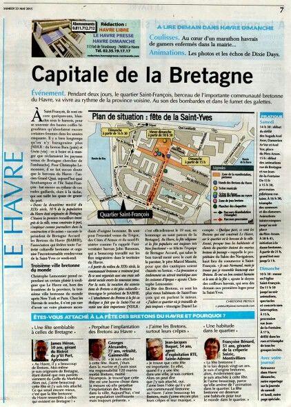 Saint Yves au Havre Normandie