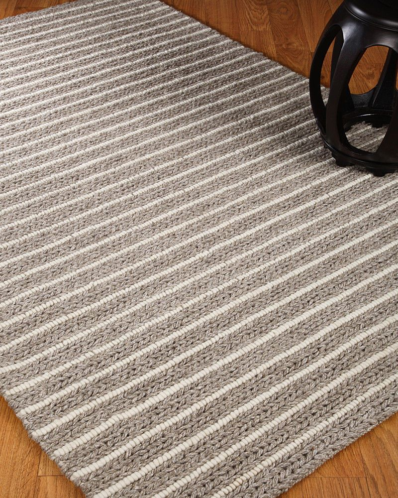 Ashton Wool Rug 4 X6  -> Tapete Colonial Redondo Croche