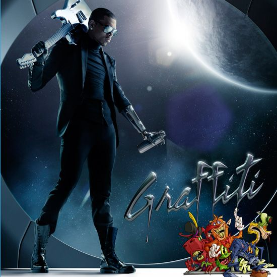 Chris Brown Graffiti Fave Songs: Wait, Sing It Like Me, Famous Girl, Crawl, I Can Transform Ya, So Cold, What I Do, Take My Time,