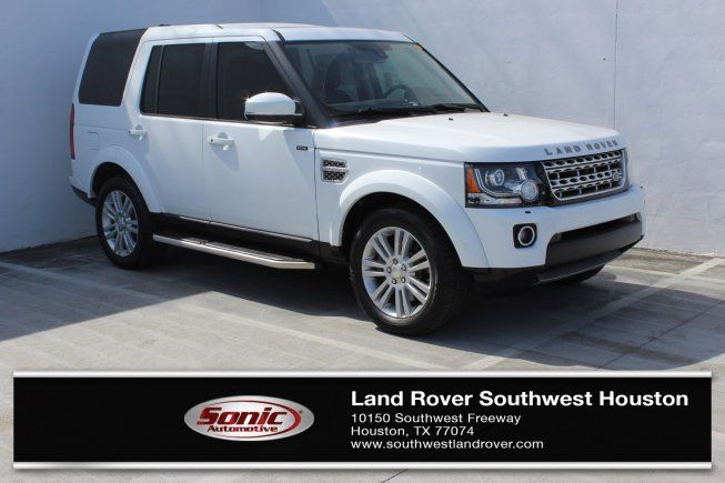 Cars For Sale Used 2014 Land Rover Lr4 Hse Lux For Sale In Houston Tx 77074 Sport Utility Details 468160768 Autotrad Autotrader Cars For Sale Land Rover