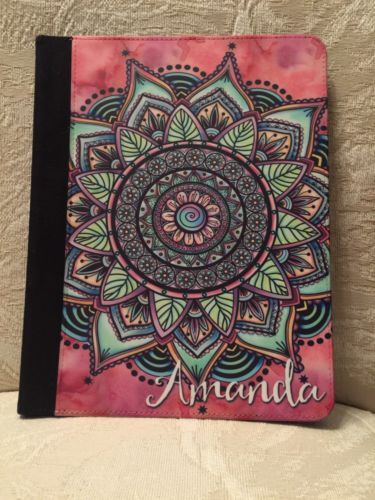 """Amanda"" Monogrammed iPad 3/4 Cover. Purchased From Etsy. Great Condition https://t.co/332EBGfjQG https://t.co/yTeqh6Zd6w"