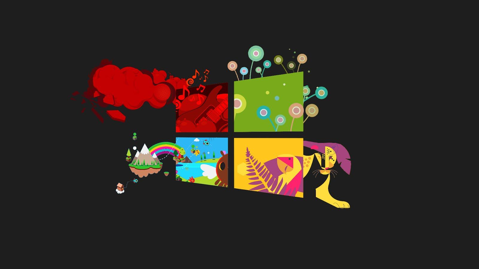 NEW Kumpulan Wallpaper Windows 8 Gratis Terbaru 2014