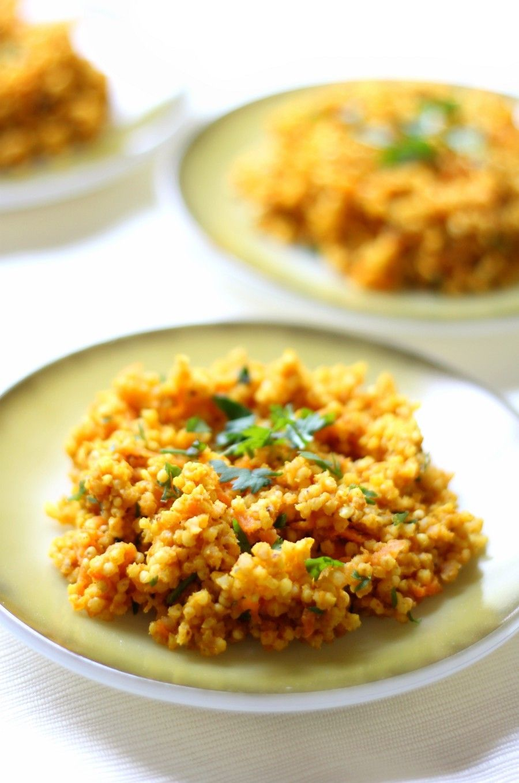 African Spiced Carrot Millet (Gluten-Free, Vegan, Allergy-Free ...