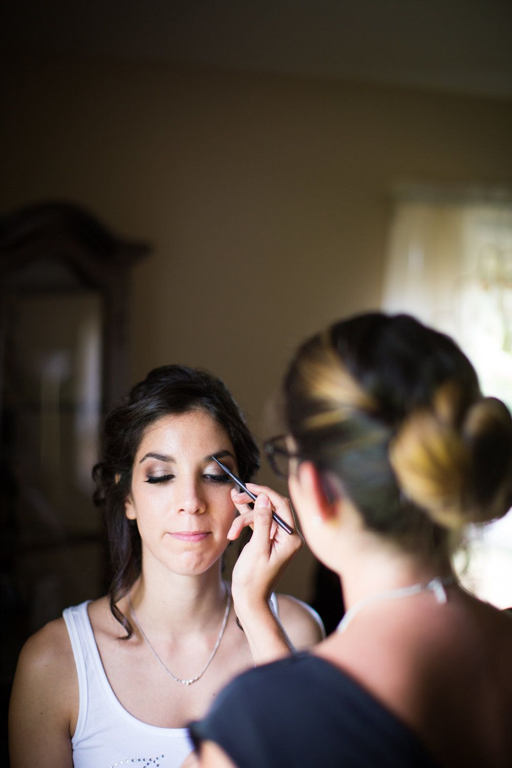 Andrea is a professional certified makeup artist with