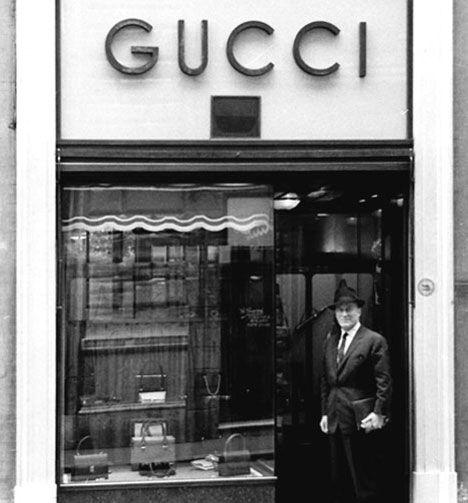 First Rome store opened in Via del Condotti in 1938.
