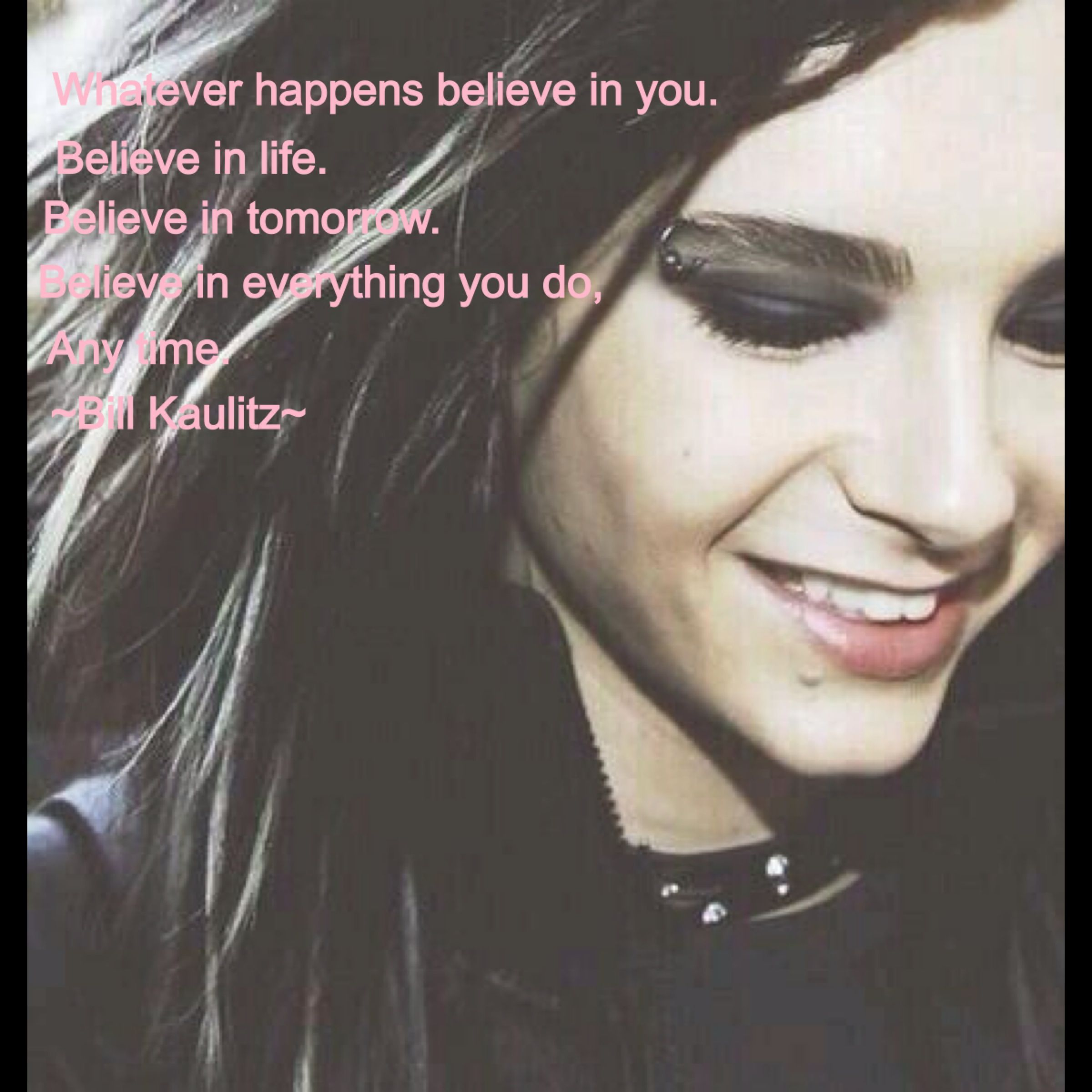 Bill Kaulitz Quotes Love Puros