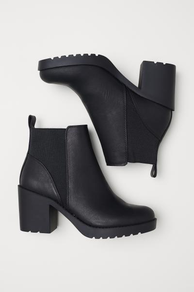 Ankle Boots Dengan Gambar Sepatu Wanita Model Sepatu Sepatu