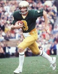 79174035d15 Joe Montana | Nothing Lame, all Notre Dame | College football, Notre ...
