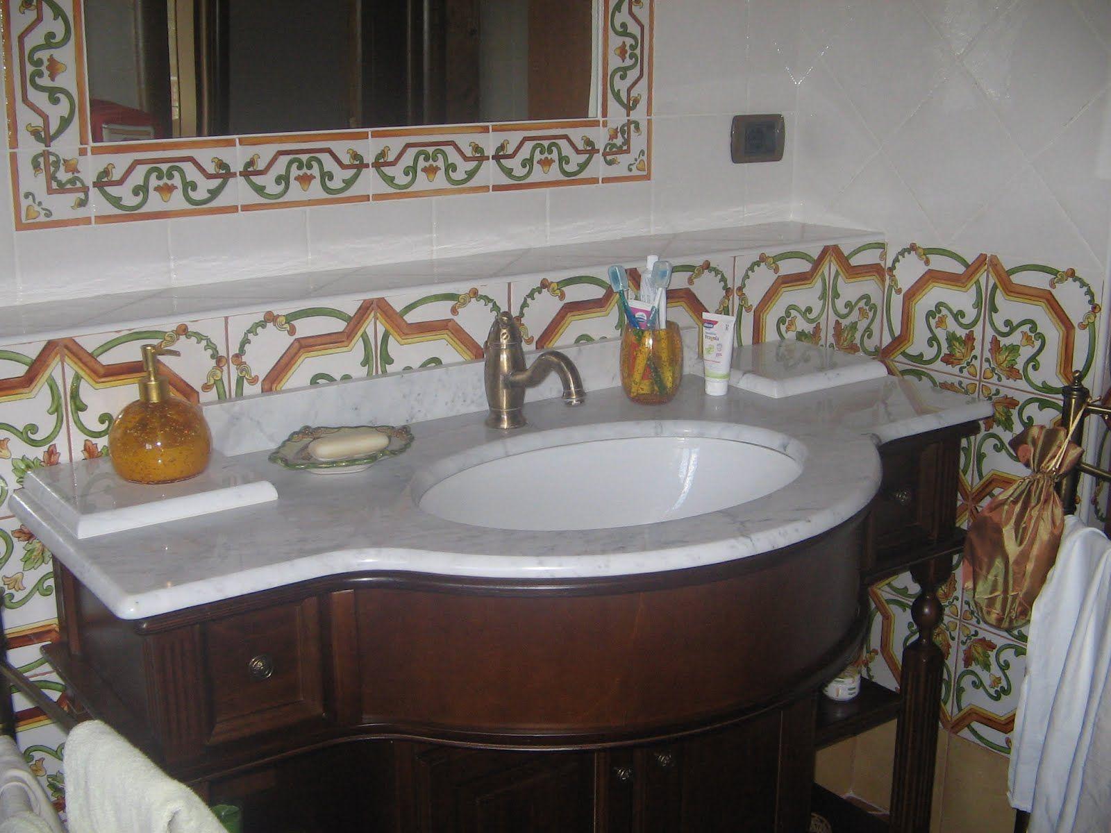 Bagno Vietri ~ Rivestimenti bagno vietri cerca con google bagno
