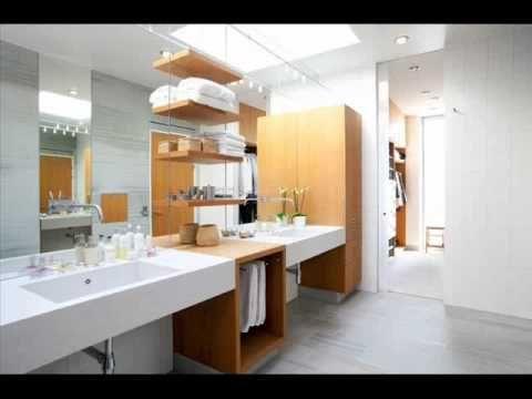 Dise o de cuarto de ba o peque os y medianos youtube for Diseno y decoracion de banos