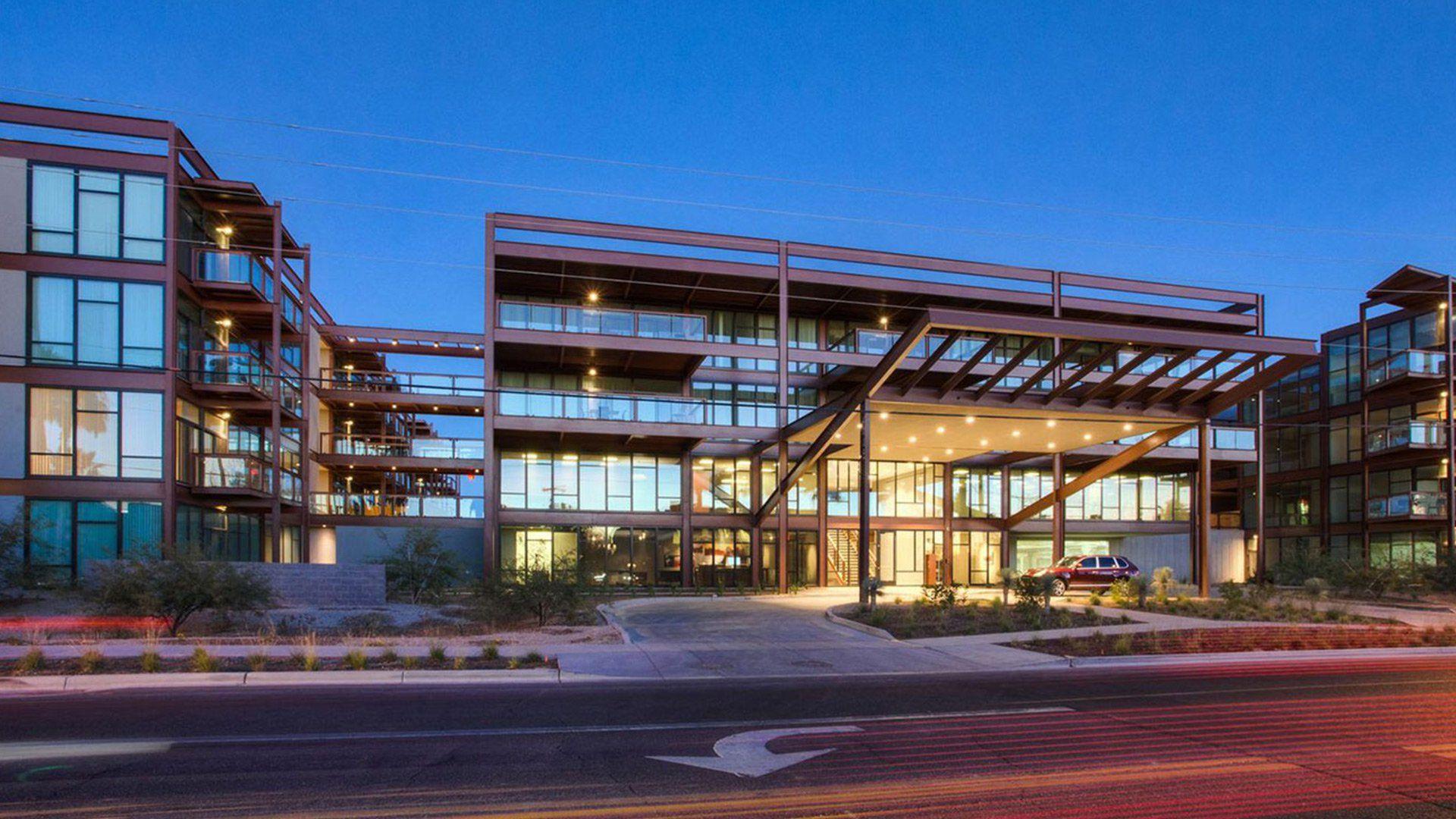 Phoenix Luxury Apartments | Domus | Phoenix Apartments For Rent