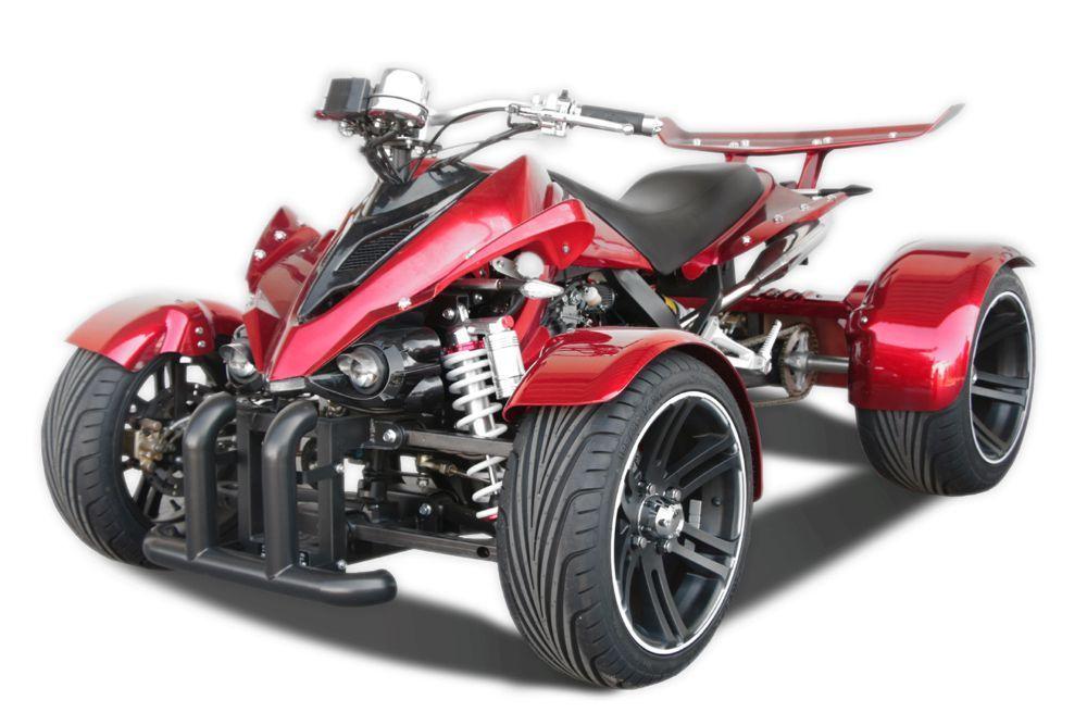 Quad 350ccm Spy Spyder F1 30 Ps 120 Km H Gunstig Quad Spyder